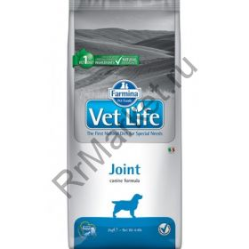 Farmina Vet Life Dog Joint - корм при заболеваниях опорно-двигательного аппарата