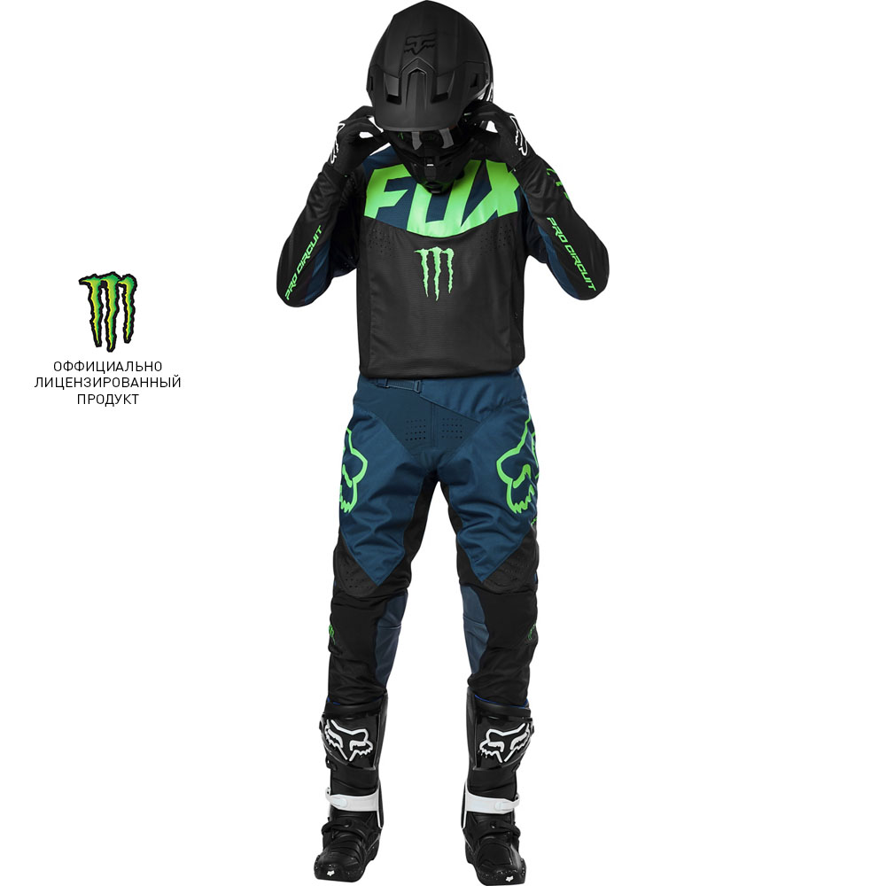 Fox - 2019 360 Pro Circuit комплект джерси и штаны