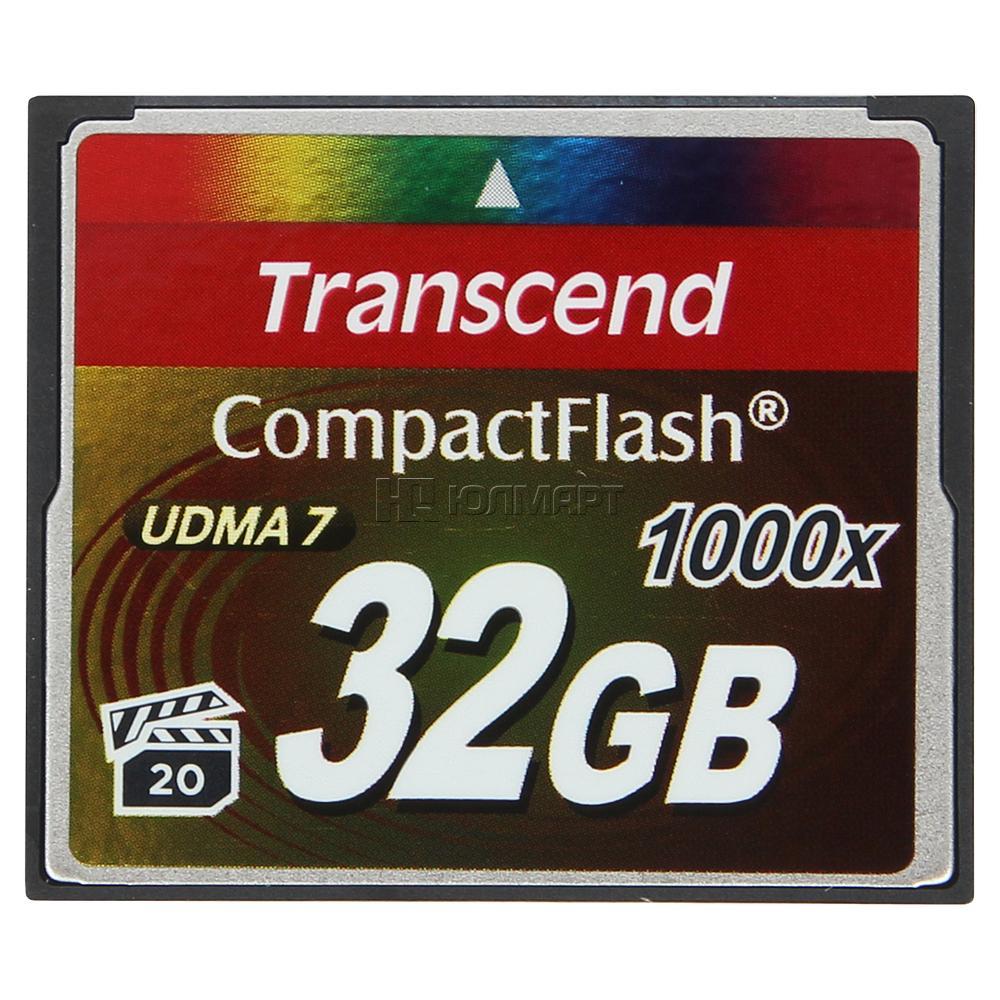 Карта памяти CF Transcend TS32GCF400