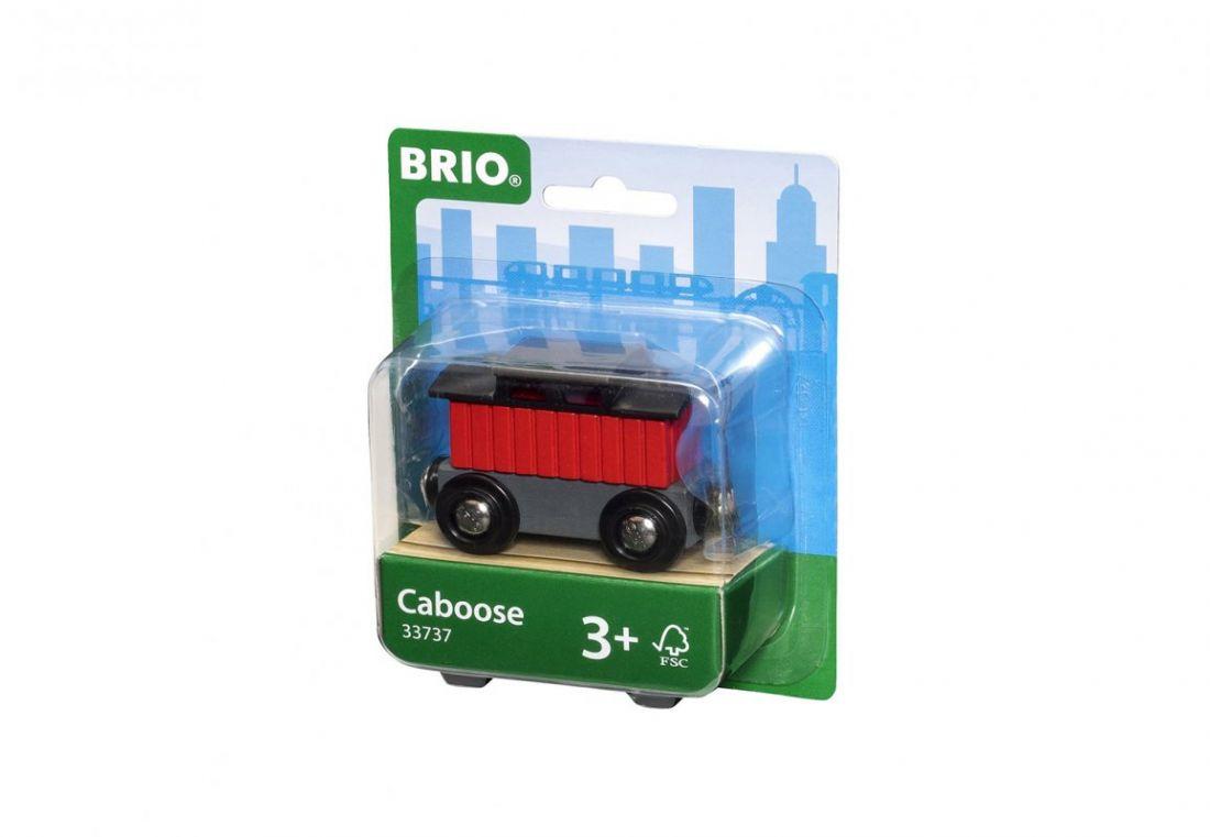 BRIO Тормозной вагон поезда