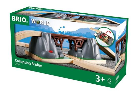 BRIO Падающий мост, 3 элемента