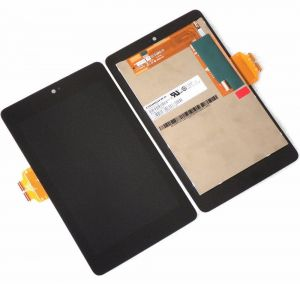 LCD (Дисплей) Asus ME370T Google Nexus 7/ME370TG Google Nexus 7 (в сборе с тачскрином) (black) Оригинал