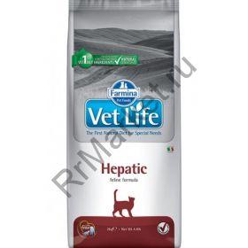 Farmina Vet Life Cat Hepatic-при хронической печеночной недостаточности