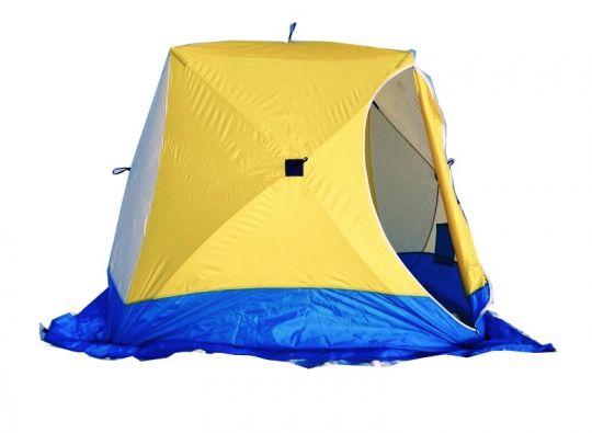 Палатка   зимняя КУБ-3  Стэк однослойная