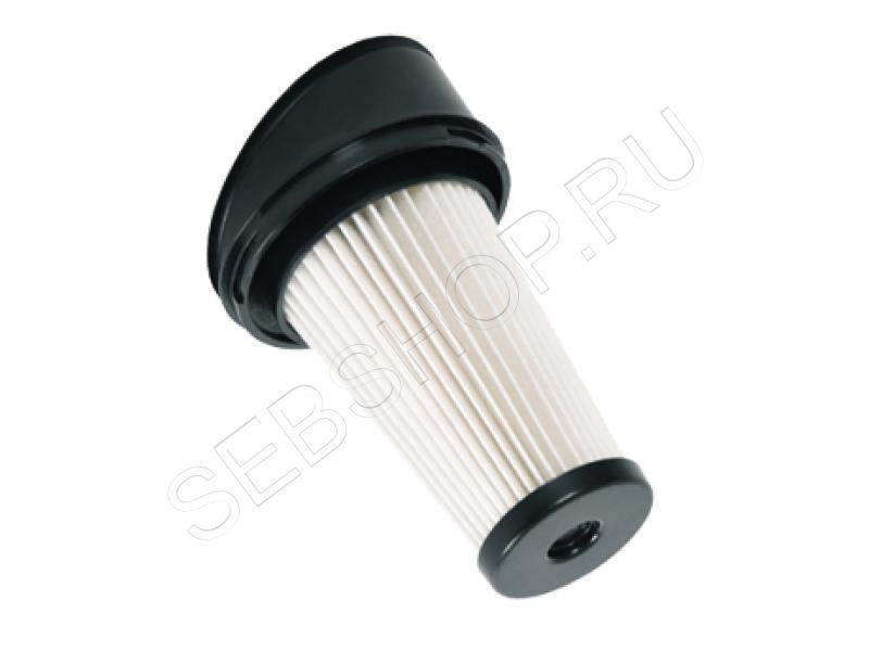HEPA фильтр пылесоса TEFAL (Тефаль) серии AIRFORCE LIGHT моделей TY6543, TY6545. Артикул ZR005201.