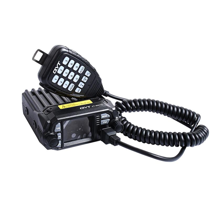Автомобильная рация QYT KT-8900D 25 Ватт