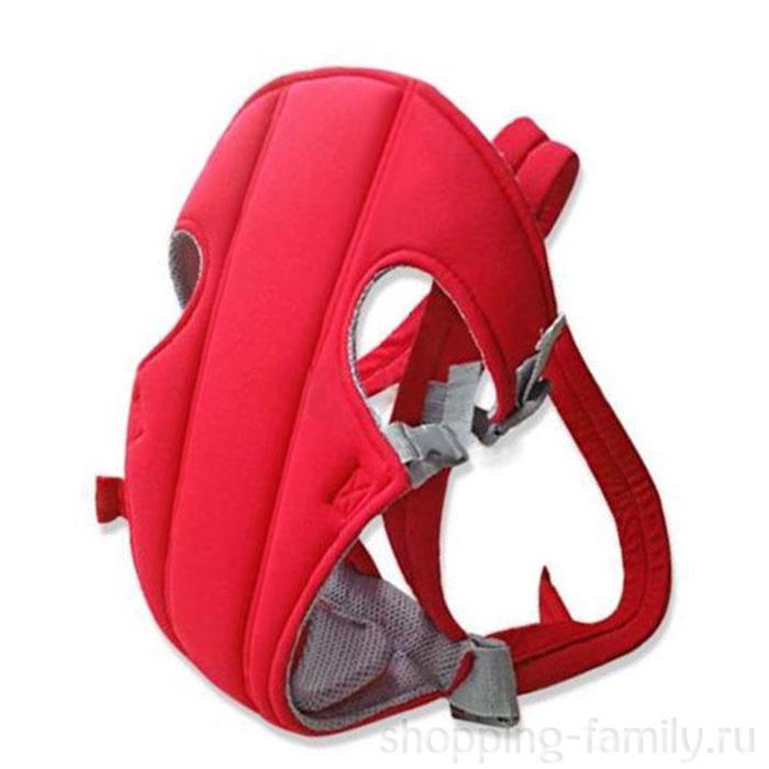 Рюкзак-слинг для переноски ребенка Baby Carriers, Цвет Розовый