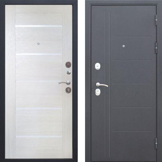 Входная дверь ТРОЯ МУАР 10 см (лиственница)