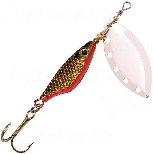 Блесна EXTREME FISHING ABSOLUTE ADDICTION 0, 3г, цвет G/S