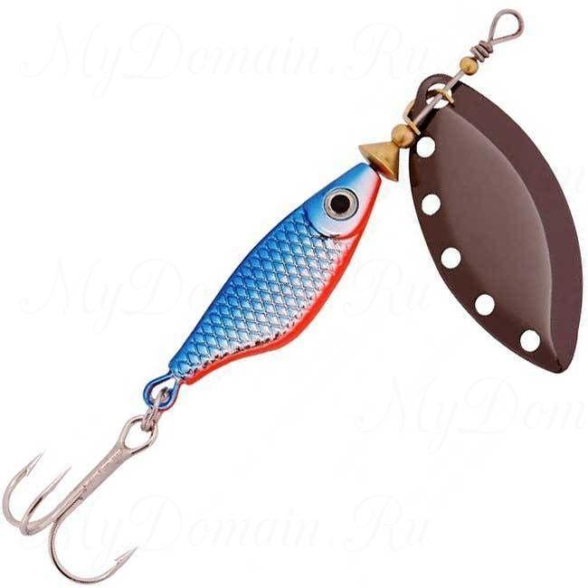 Блесна EXTREME FISHING ABSOLUTE ADDICTION 0, 3г, цвет S/BN