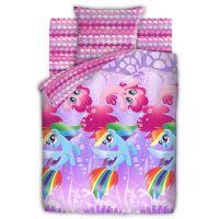 """Детское постельное белье """"Подводные пони"""", рис.8918-1-8919-1 (My little Pony), 1.5сп."""
