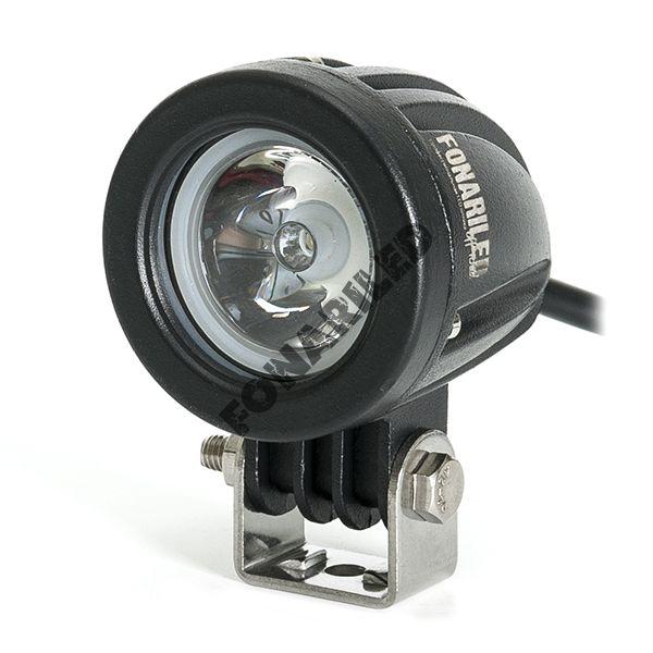 Светодиодная фара FG1D-10W spot дальний свет