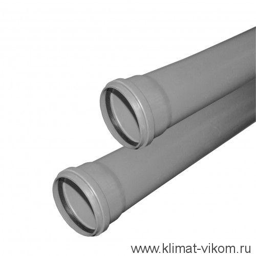 Труба ф110 l=0.75 м толщ.ст.2.2