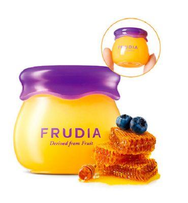 Увлажняющий бальзам для губ Frudia с черникой  10 гр