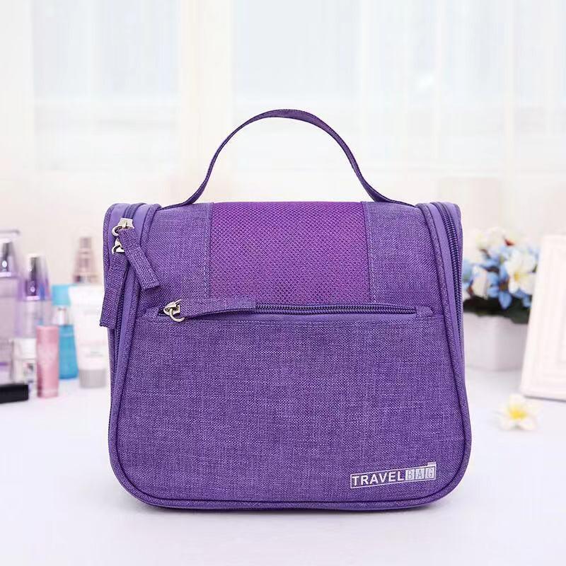 Сумка-Органайзер Для Путешествий Travel Bag, Цвет Фиолетовый