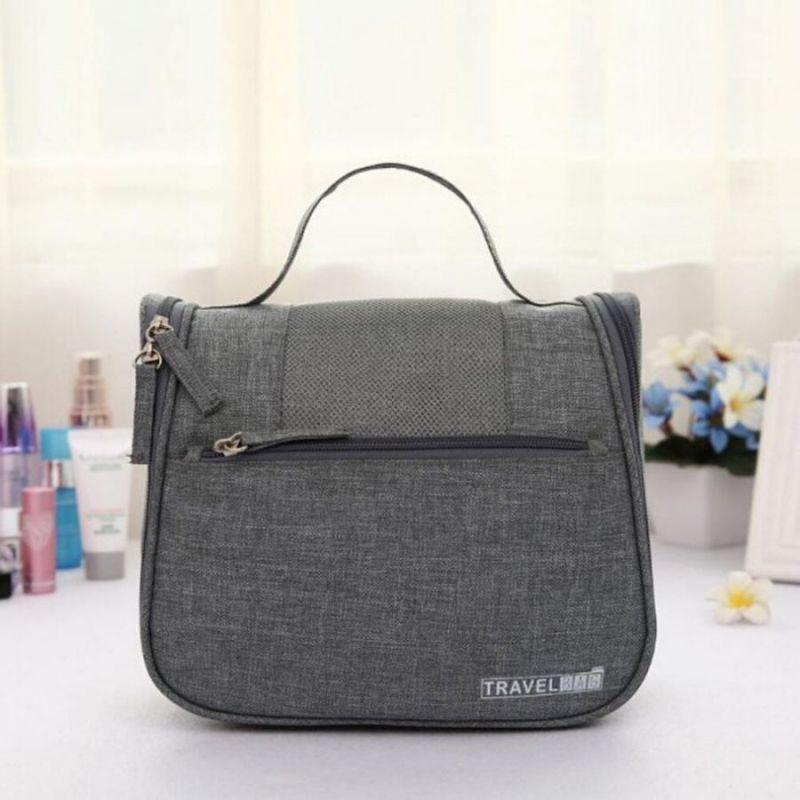Сумка-Органайзер Для Путешествий Travel Bag, Цвет Серый