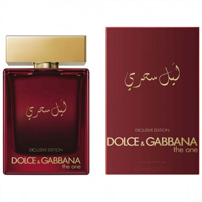 D&G The One MYSTERIOUS NIGHT