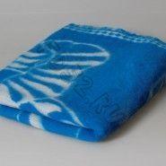 Одеяло детское байковое Пл. 420 гр/м2, 100% хлопок с детским рисунком