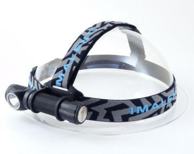 Налобный фонарь Imalent HR70, 3000 Лм, встроенное ЗУ, аккумулятор в комплекте