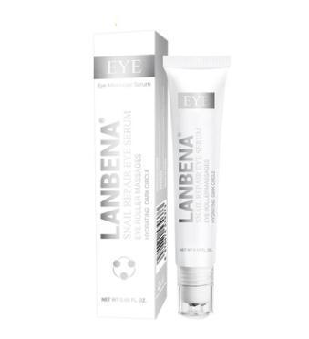 Lanbena -  Крем-ролик для контура глаз с муцином улитки.(0373)