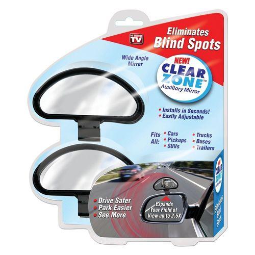 Автомобильные зеркала для обзора мертвых зон Eliminates Blind Spots.