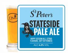 Stateside Pale Ale кега 30 л (цена за литр)