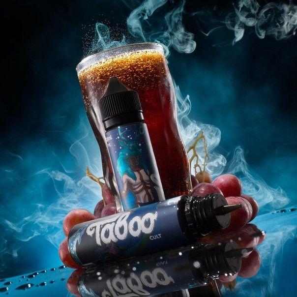 Жидкость Taboo Cult 60ml