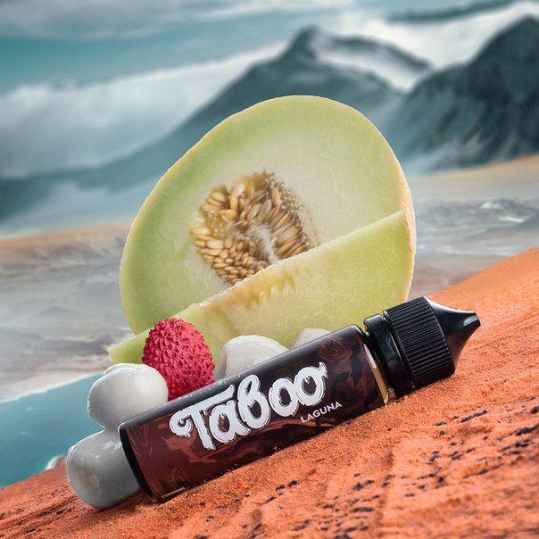 Жидкость Taboo Laguna 60ml