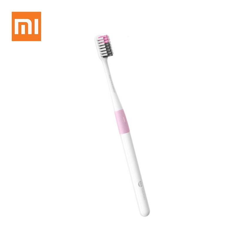 Зубная щетка Xiaomi розовая