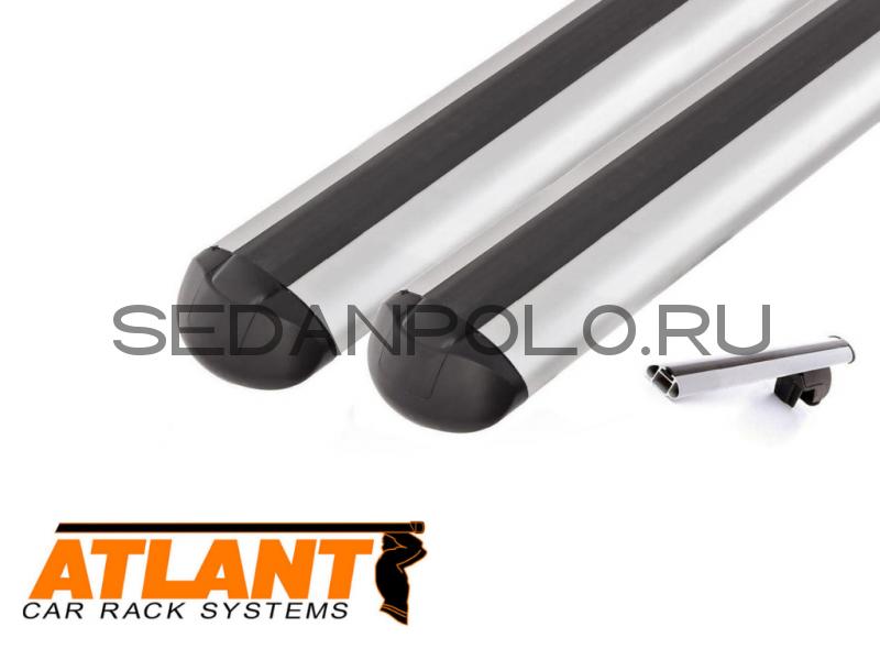 Алюминиевая дуга аэродинамический профиль L = 1260 комплект 2 шт.