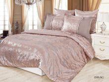 Постельное белье Сатин-жаккард 2-спальный Арт.21/098-SG