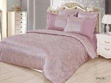 Комплект постельного белья Сатин-жаккард  семейный  Арт.41/094-SG