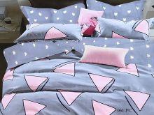 Комплект постельного белья Поплин PC  1.5-спальный Арт.15/061-PC
