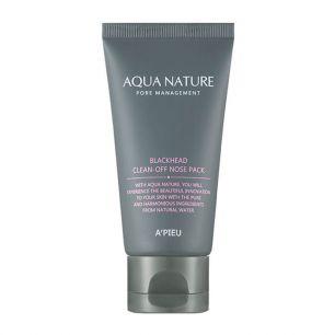 Aqua Nature Blackhead Clean-Off Nose Pack Маска-пленка, 50 мл