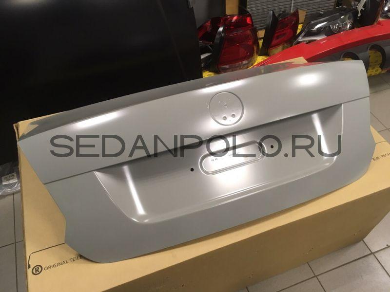 Крышка багажника VW POLO Sedan  2015> н.в. (VAG)