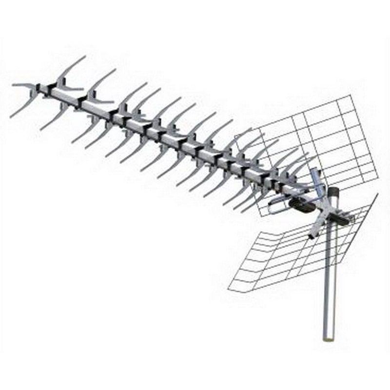 ТВ антенна Locus Меридиан-60F