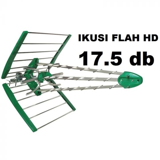 Эфирная цифровая антенна Ikusi Flash HDT518V