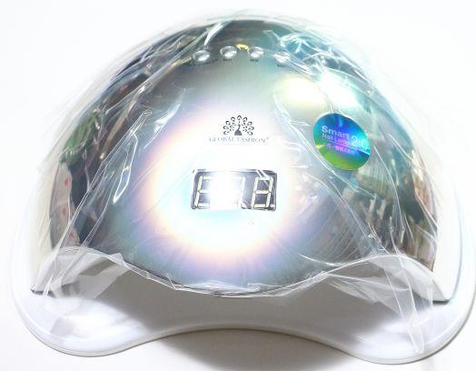 Лампа Глобал Фэшн LED GF5PLUS SMART 2.0 48W серебряная