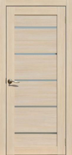 Дверь межкомнатная Токио Ясень латте   (Цена за комплект)