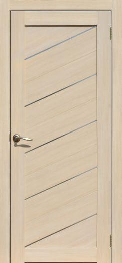 Дверь межкомнатная Мадрид Ясень латте   (Цена за комплект)