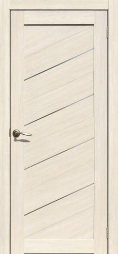 Дверь межкомнатная Мадрид Ясень снежный   (Цена за комплект)