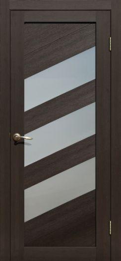Дверь межкомнатная Осака Дуб мокко  (Цена за комплект)
