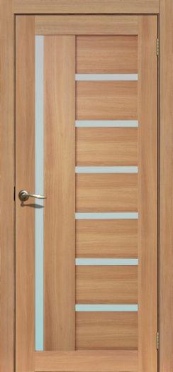 Дверь межкомнатная Сидней Дуб сантьяго (Цена за комплект)