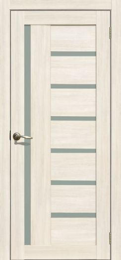 Дверь межкомнатная Сидней Ясень снежный  (Цена за комплект)