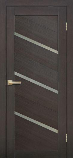 Дверь межкомнатная Мак-Кинли Венге 3D  (Цена за комплект)