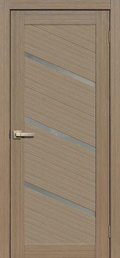 Дверь межкомнатная Мак-Кинли Тиковое дерево  (Цена за комплект)