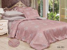 Комплект постельного белья Сатин-жаккард  Royal  евро  Арт.31/008-RG