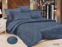 Комплект постельного белья Сатин-жаккард  Royal  евро  Арт.31/010-RG