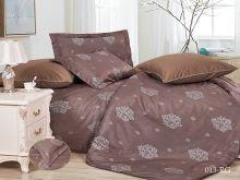 Комплект постельного белья Сатин-жаккард  Royal  евро  Арт.31/013-RG