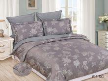 Комплект постельного белья Сатин-жаккард  Royal  евро  Арт.31/015-RG